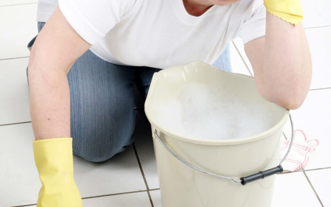 The Danger Zone: The Dirtiest Spots in Your Home