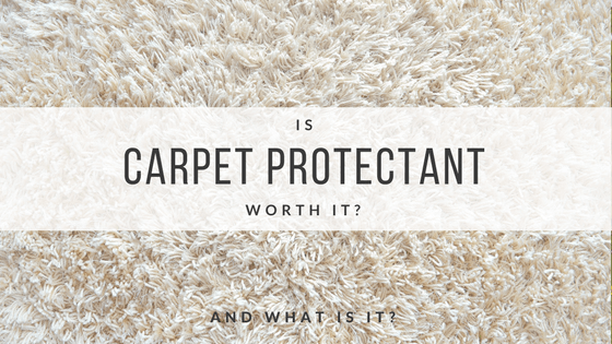 is carpet protectant worth it